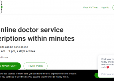 Online Doctor Services